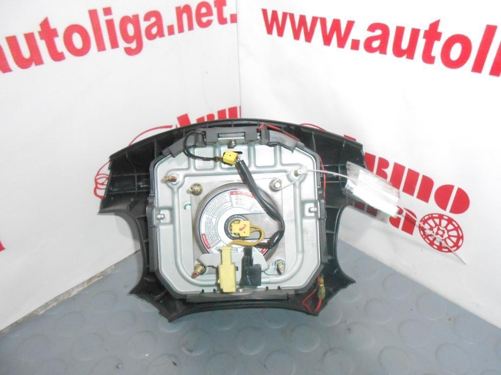 Фото 6 - Подушка безопасности в руль (MR527359) MITSUBISHI Pajero III 00-06