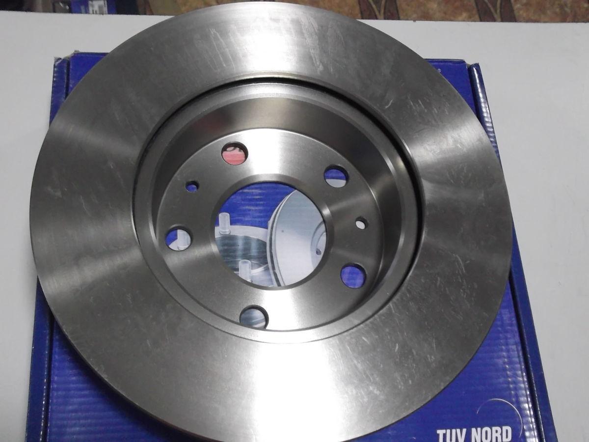 Фото - Тормозной диск передний вентилируемый Scudo,Expert,Jampy 95-