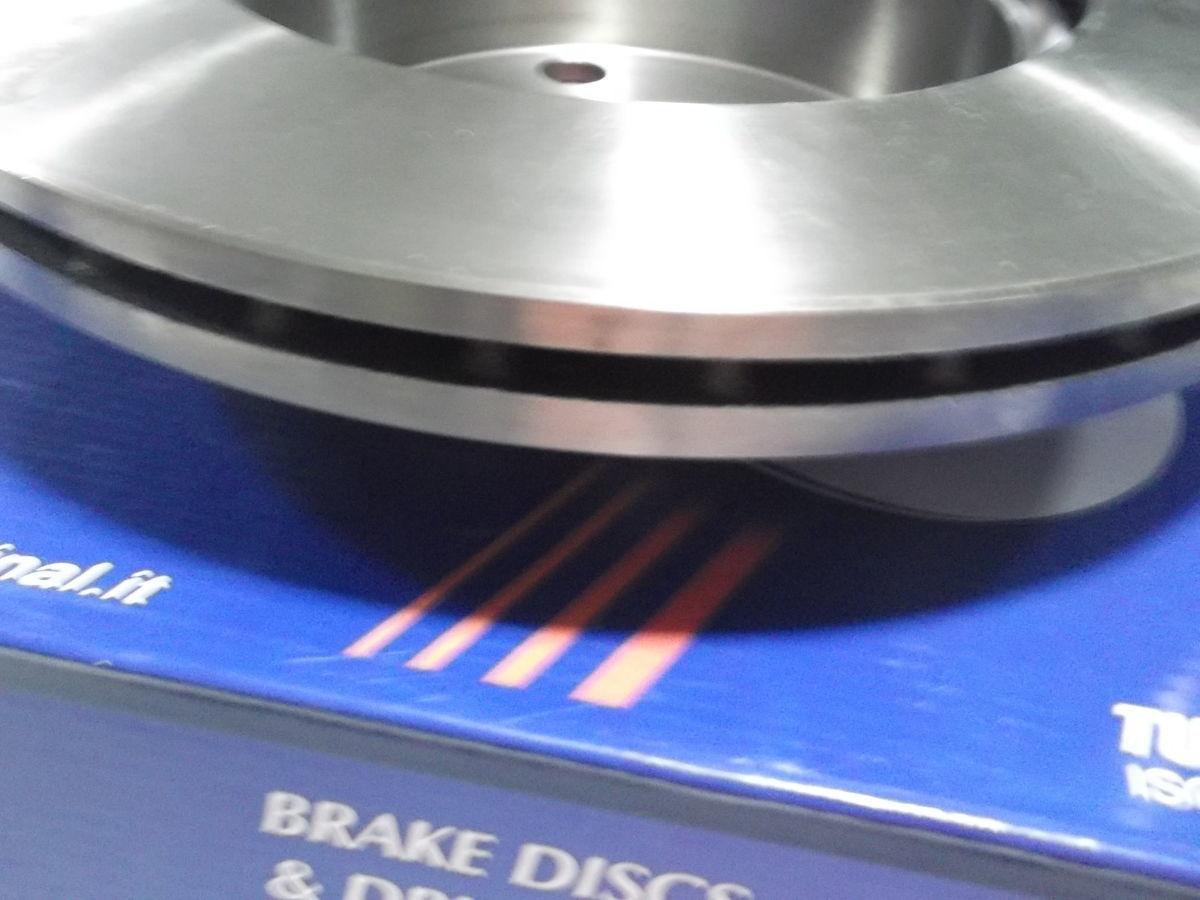 Фото 3 - Тормозной диск передний вентилируемый Scudo,Expert,Jampy 95-