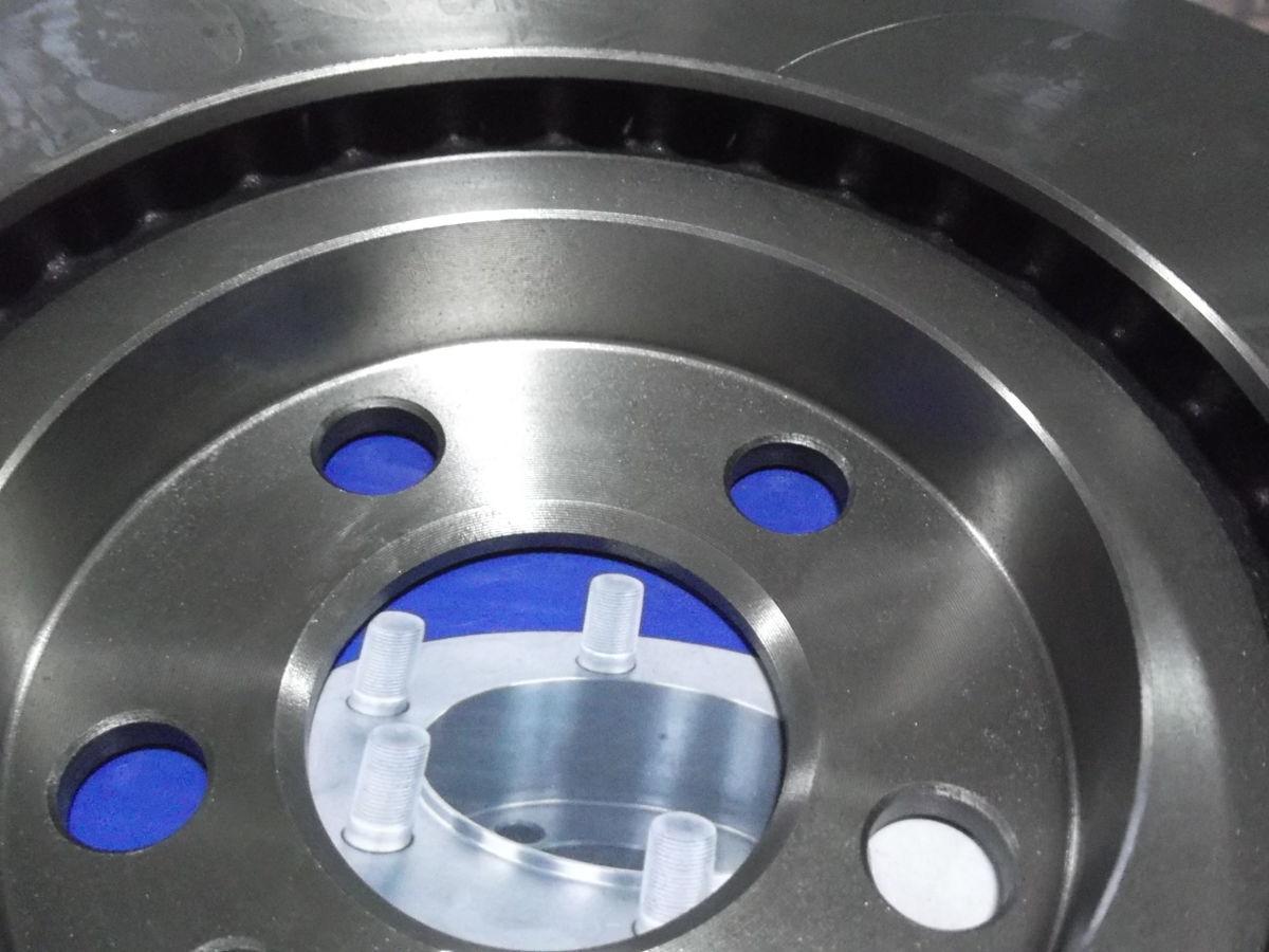 Фото 7 - Тормозной диск передний вентилируемый Scudo,Expert,Jampy 95-