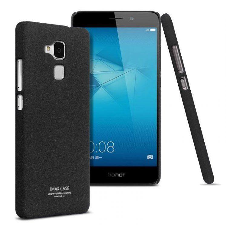 Фото 4 - Чехол (Imak)для Huawei- P9 Lite , -GT3 +СТЕКЛО