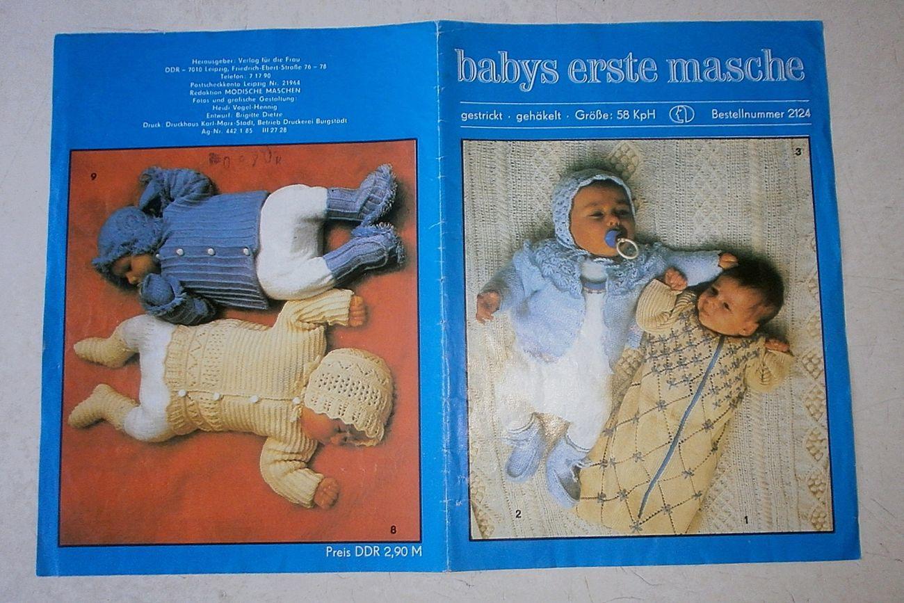 Фото - Буклет вязание для малышей, со схемами