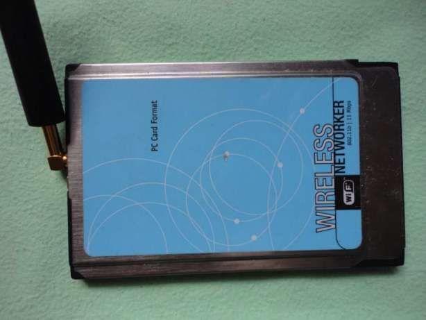 Фото 6 - PC CARD modem для
