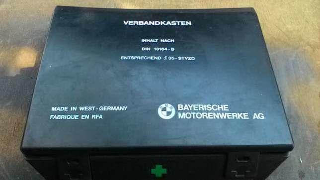 Фото - Аптечка BMW е34