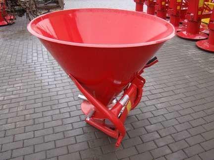 Фото 10 - Разбрасыватель минеральных удобрений 500, 1000 кг Jar-Met Польша