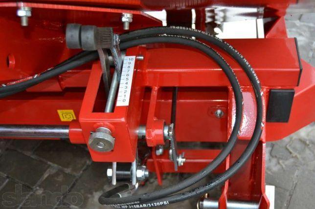 Фото 7 - Разбрасыватель минеральных удобрений 500, 1000 кг Jar-Met Польша