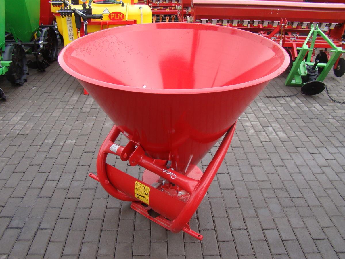 Фото 2 - Разбрасыватель минеральных удобрений 500, 1000 кг Jar-Met Польша