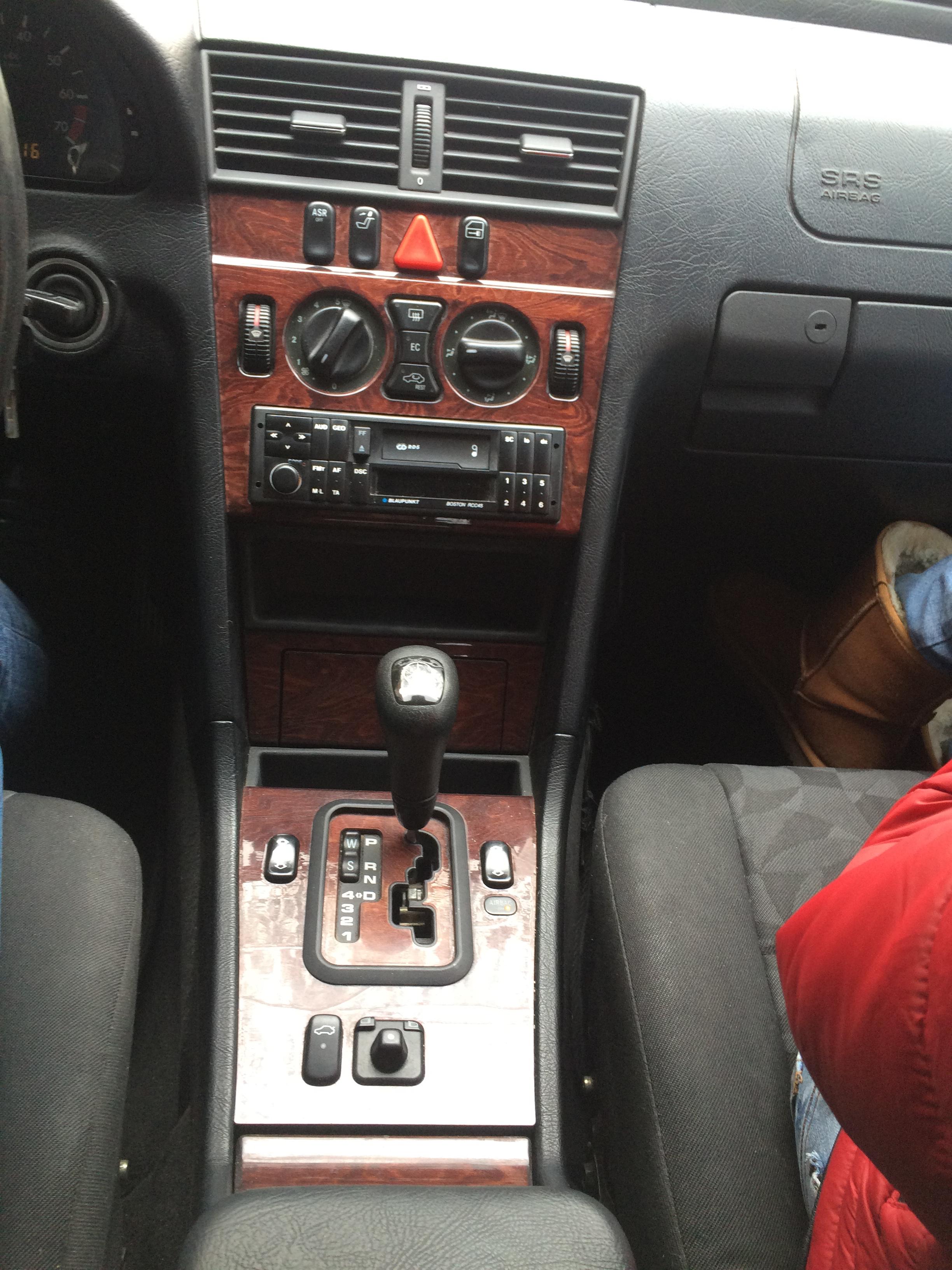 Фото 7 - Mercedes-Benz c180 w202 стоит ГБО 4 поколения! ГАЗ Пропан-бутан