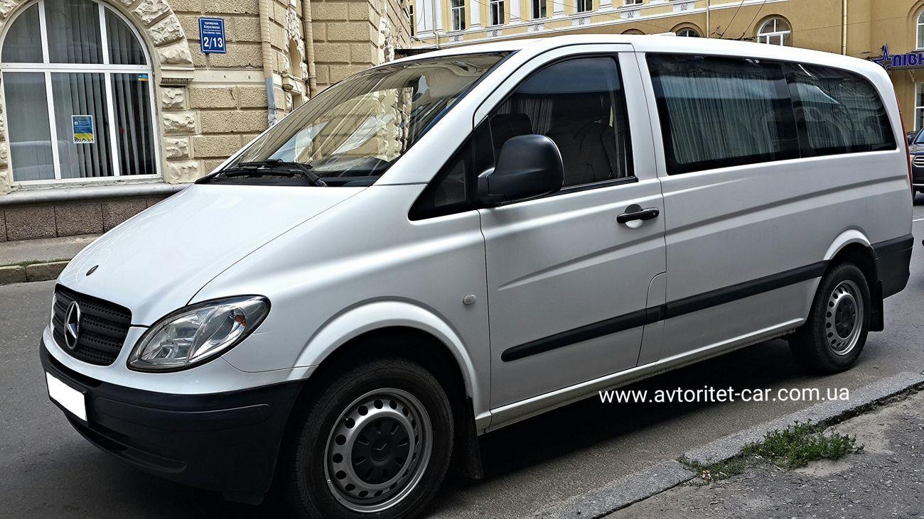 Фото 6 - Аренда прокат авто с водителем Киев