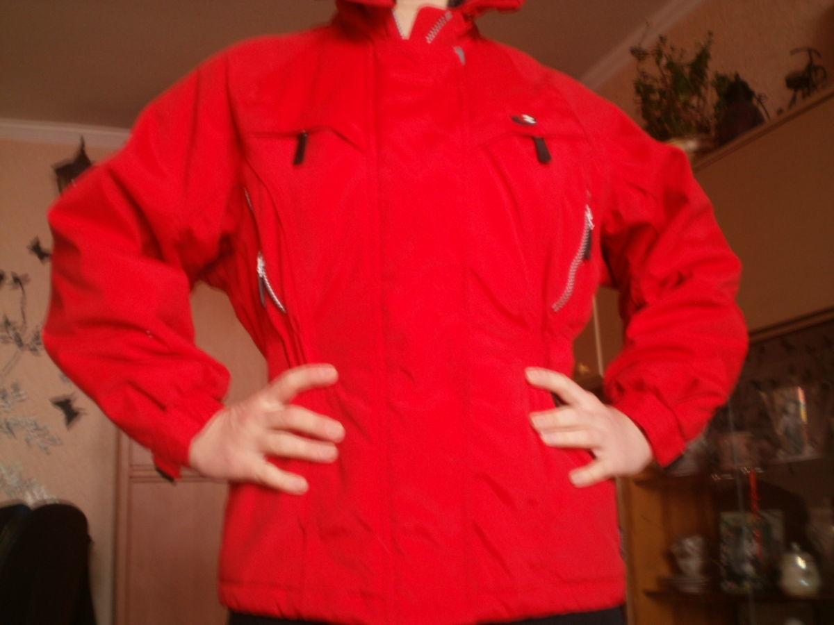 Фото - Куртка зимняя, спортивная
