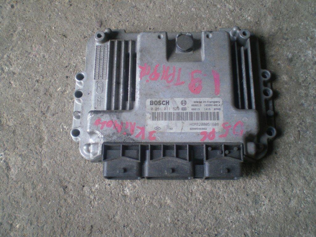 Фото - Блок управления двигателем Opel Vivaro 1.9 dci 2001-2006
