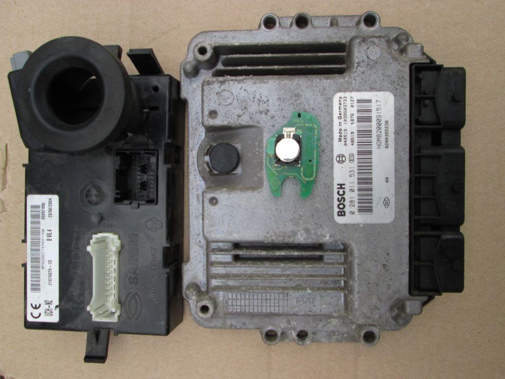 Фото - Блок управления двигателем Opel Vivaro 2.5 DCI 2001-2006