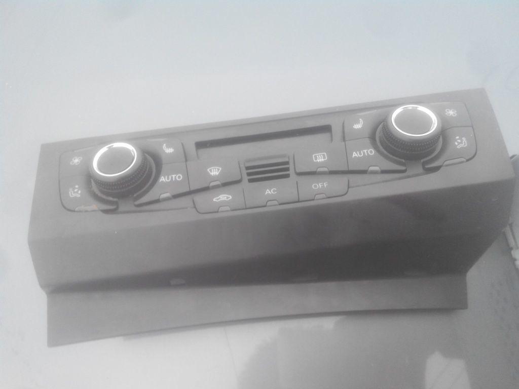 Фото - 8T1820043AC Блок управления климатом Audi Q5/A4/A5