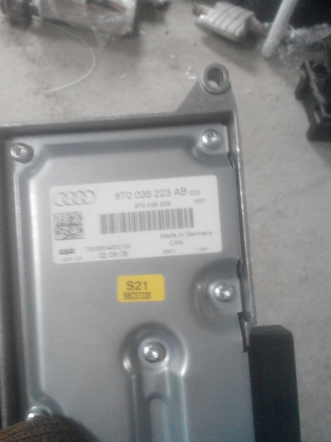 Фото 2 - Усилитель аудио 8T0035223AB Audi A4 B8 2.0 TFSi