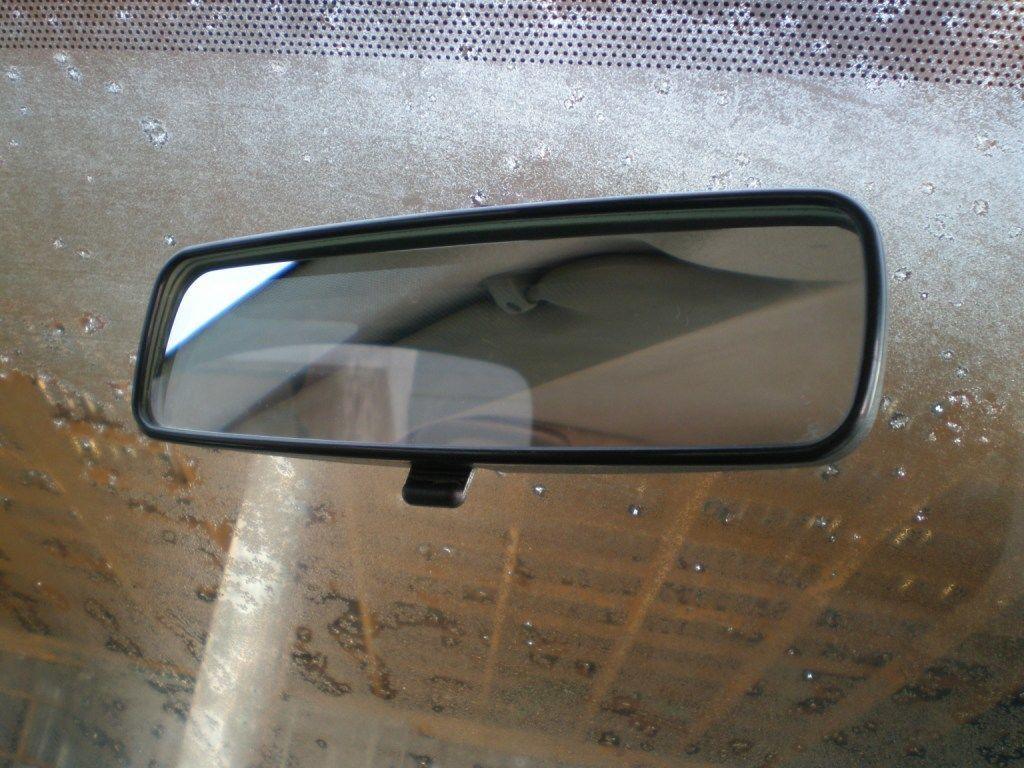 Фото - Зеркало салона Opel Vivaro