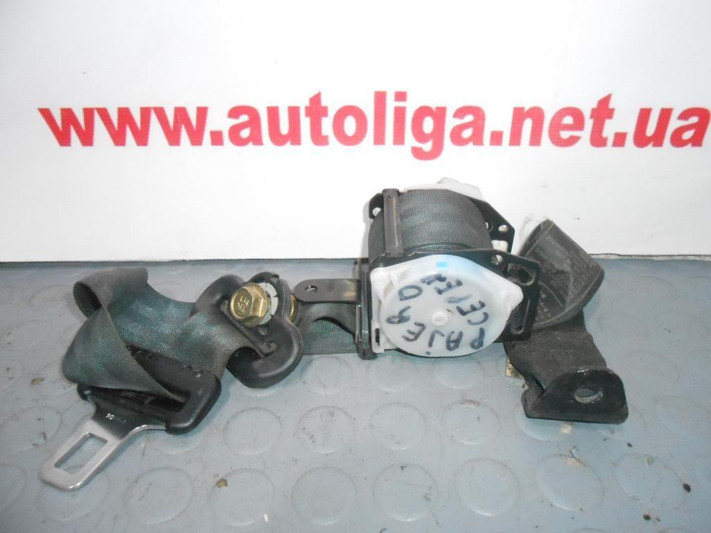 Фото - Ремень безопасности третьего ряда левый MITSUBISHI Pajero III 00-06