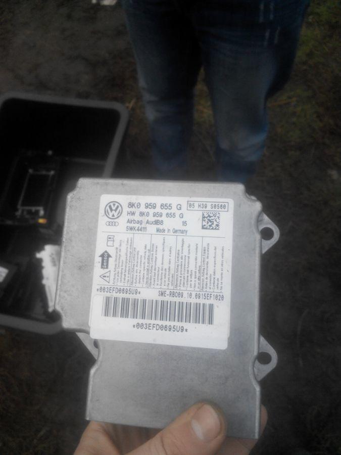Фото - Блок управления airbag 8K0959655G  audi A5