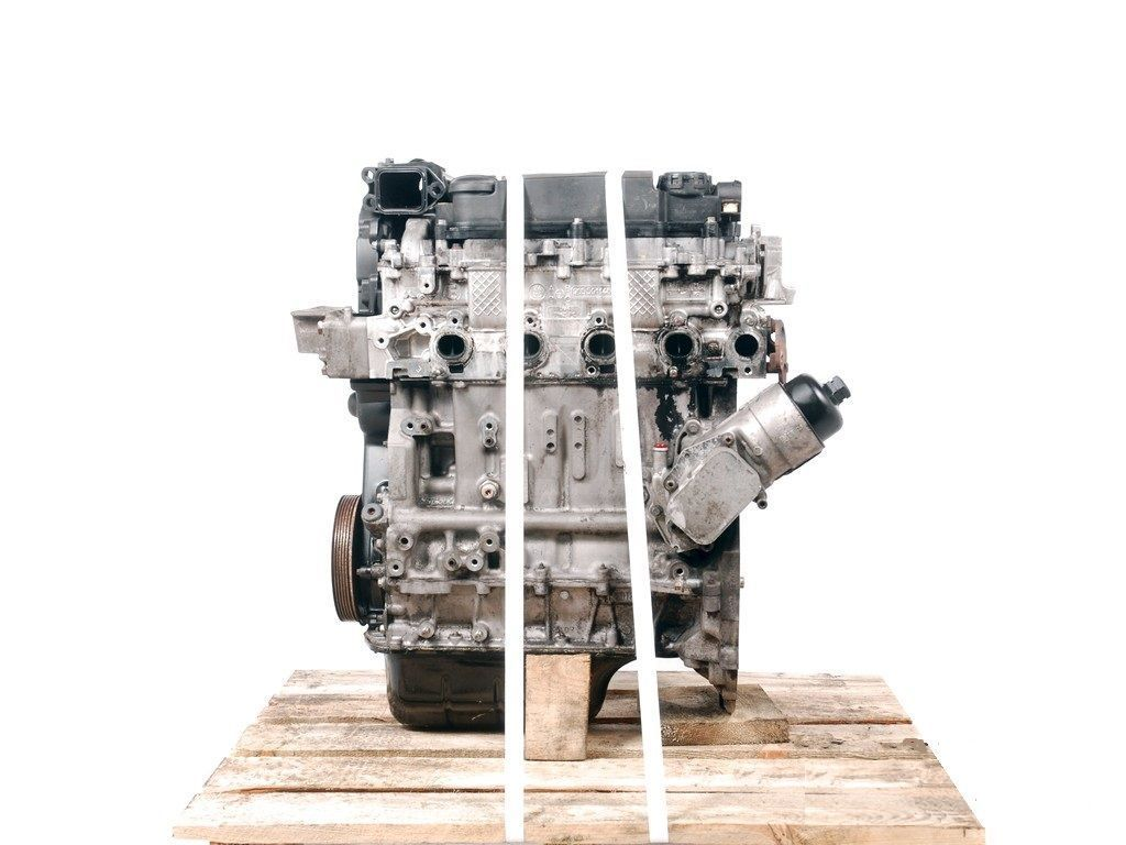 Фото - двигатель мотор FORD FOCUS MK2 C-MAX 1.6 TDCI 109 KM G8DB
