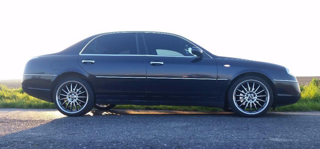 Фото - Lancia Thesis (Лянча Тезис) Дверь передняя, задняя: 2002-2009 год .