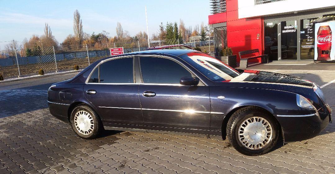 Фото - Lancia Thesis (Лянча Тезис) 2002-2009 г. Стекло двери:задней передней