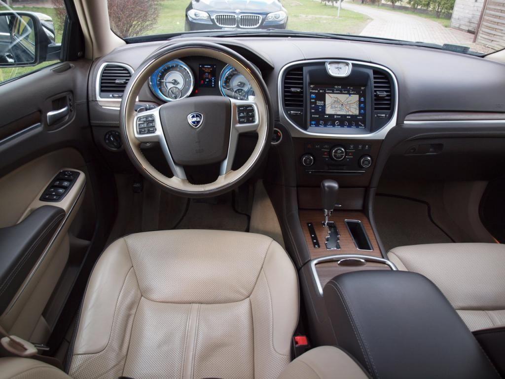 Фото 2 - Lancia Thema (Лянча Тема) 2011-2014 год .Разборка детали б.у запчасти