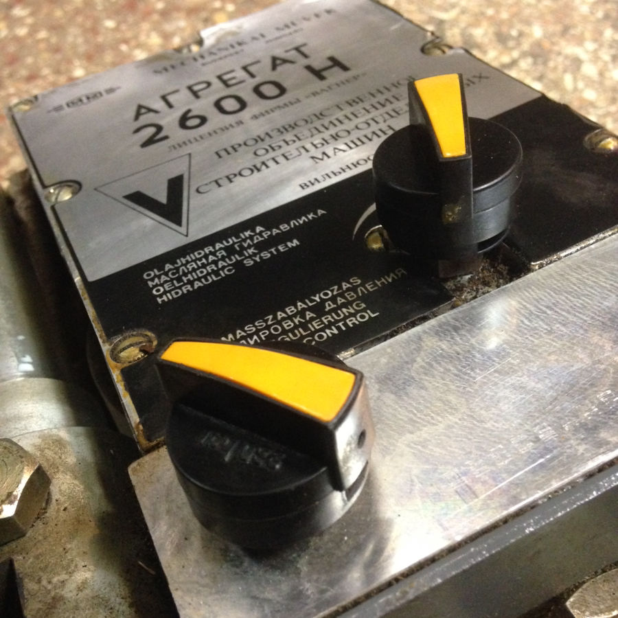 Фото 4 - Агрегат АВД Вагнер 2600Н безвоздушная окраска Wagner высокого давления