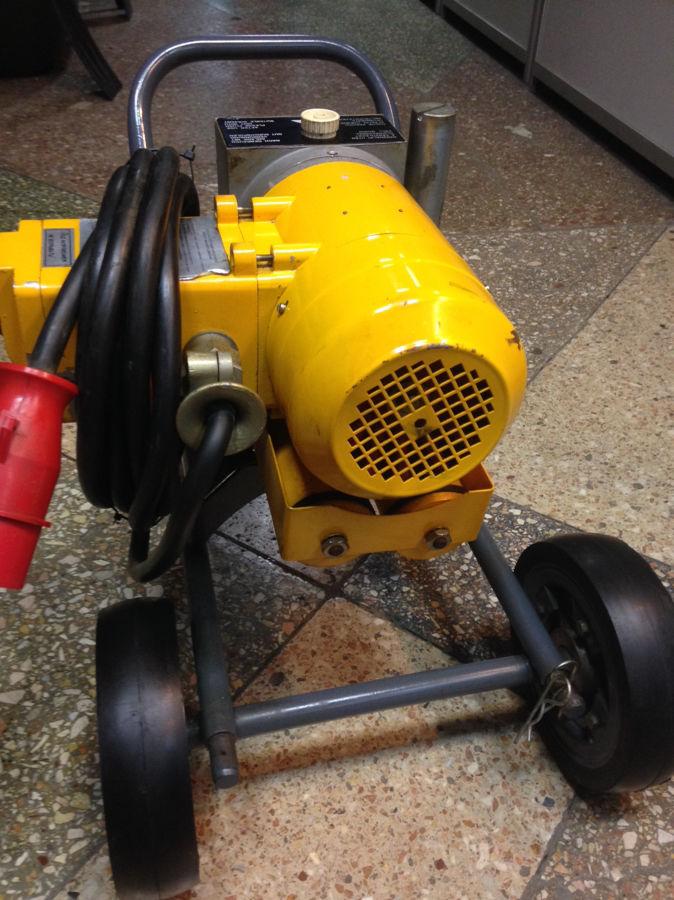 Фото 5 - Агрегат АВД Вагнер 2600Н безвоздушная окраска Wagner высокого давления