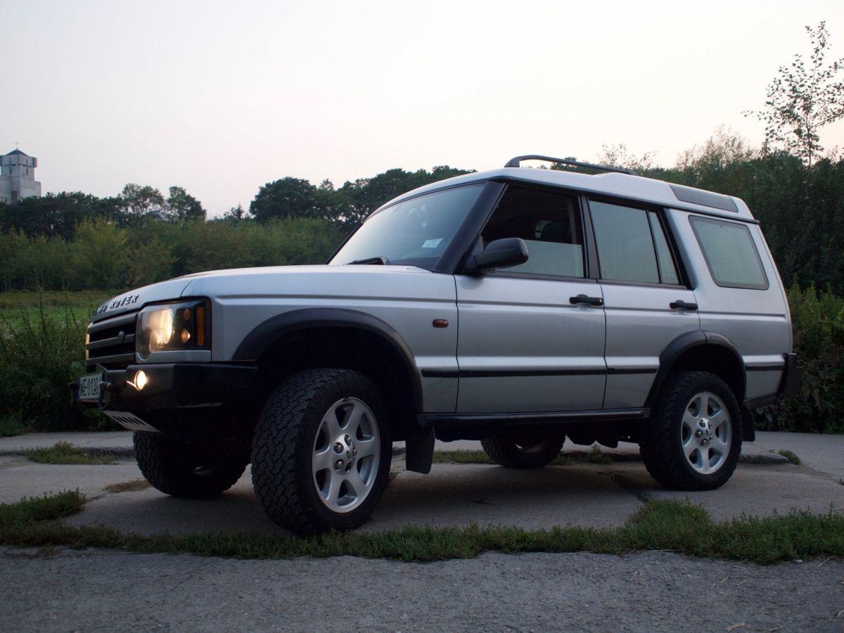 Фото - Дверь передняя, задняя: Lаnd Rover Discovery 2(Ленд Ровер Дискавери)