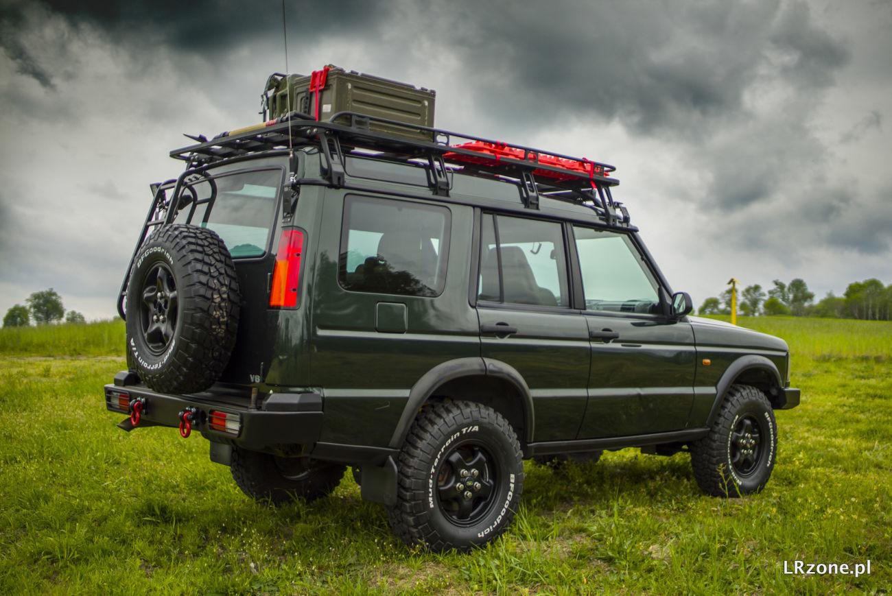 Фото - Lаnd Rover Discovery 2(Ленд Ровер Дискавери) Стекло глухое в кузов