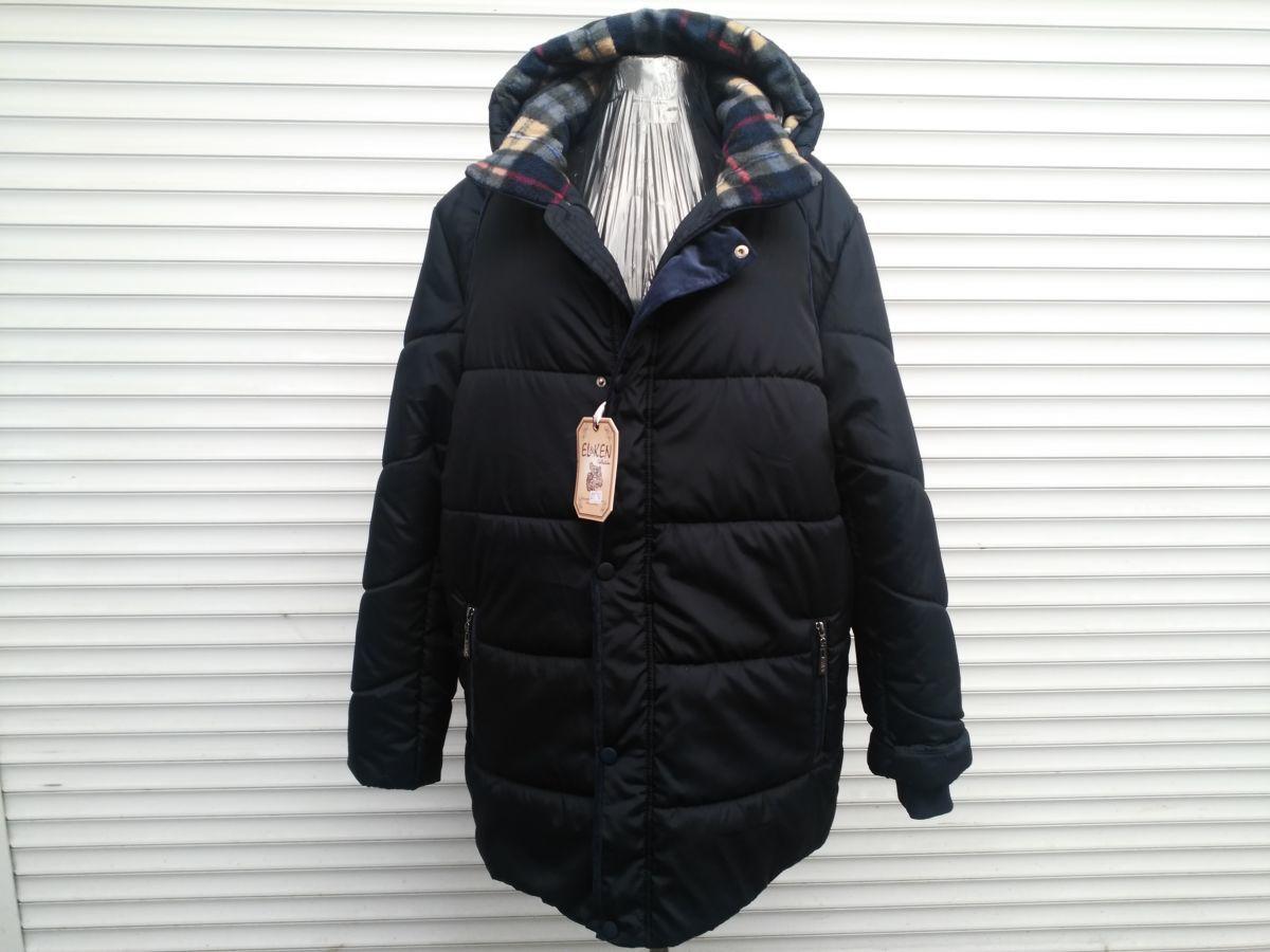 Фото - мужская зимняя  модельная  куртка 3 XL- 6XL  р-ры