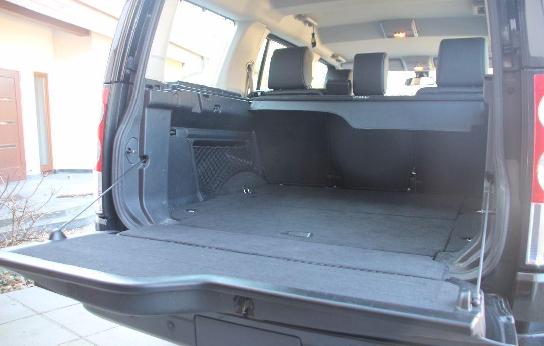 Фото - Крышка багажника Lаnd Rover Discovery 4(Ленд Ровер Дискавери)
