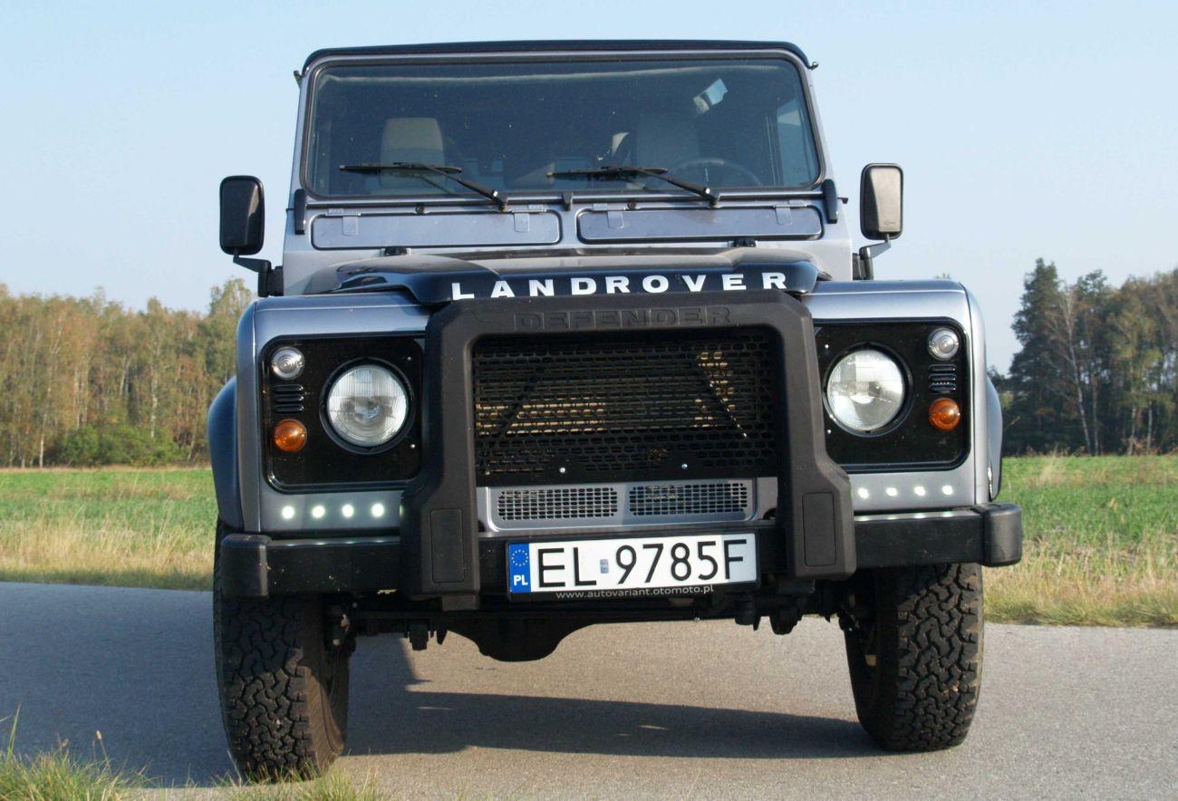 Фото - Бампер: передний, задний Lаnd Rover Defender (Ленд Ровер Дефендер)