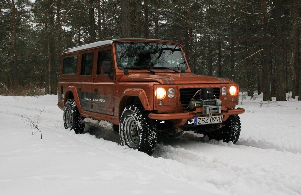 Фото - Зеркало левое,правое Lаnd Rover Defender (Ленд Ровер Дефендер) 90-15г.