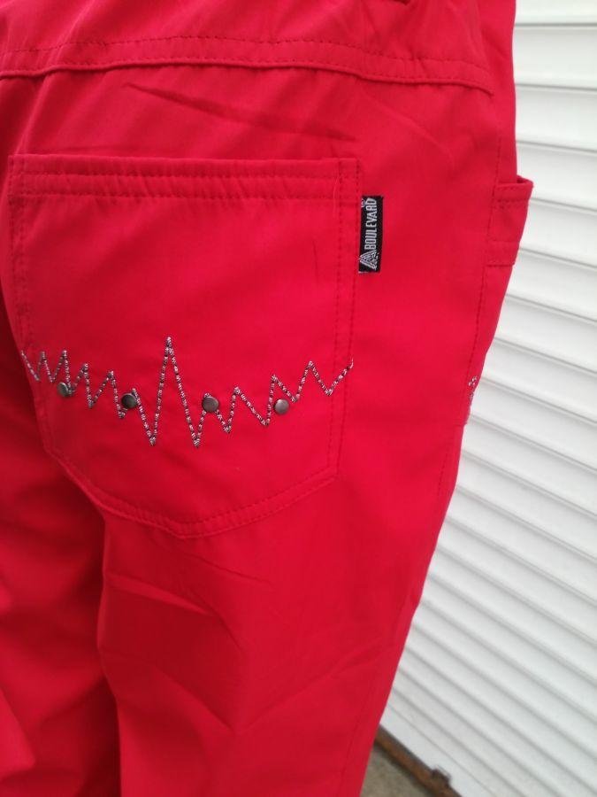 Фото 3 - Женские брюки из плащёвки. Венгрия