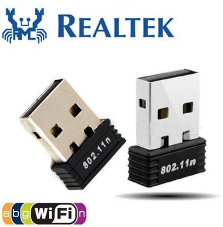 Фото - Сетевой мини адаптер (раздача и прием) USB WiFi 802.11n (150Mbit)
