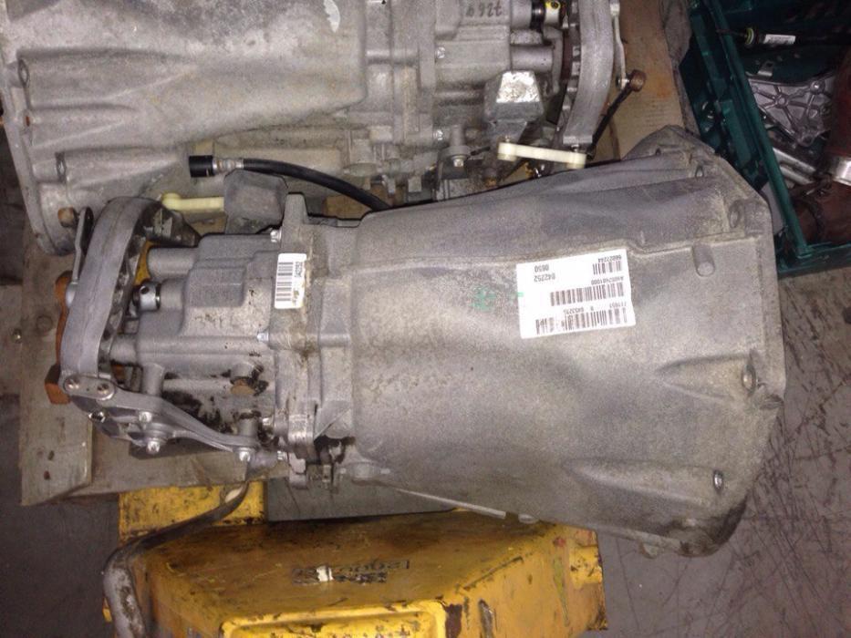Фото - Коробка передач КПП Mercedes Sprinter 2.2CDI W906 OM646 A 9062601000