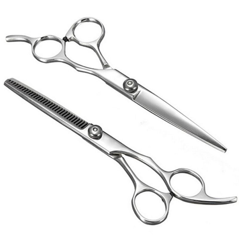 Фото 2 - Ножницы для стрижки волос.