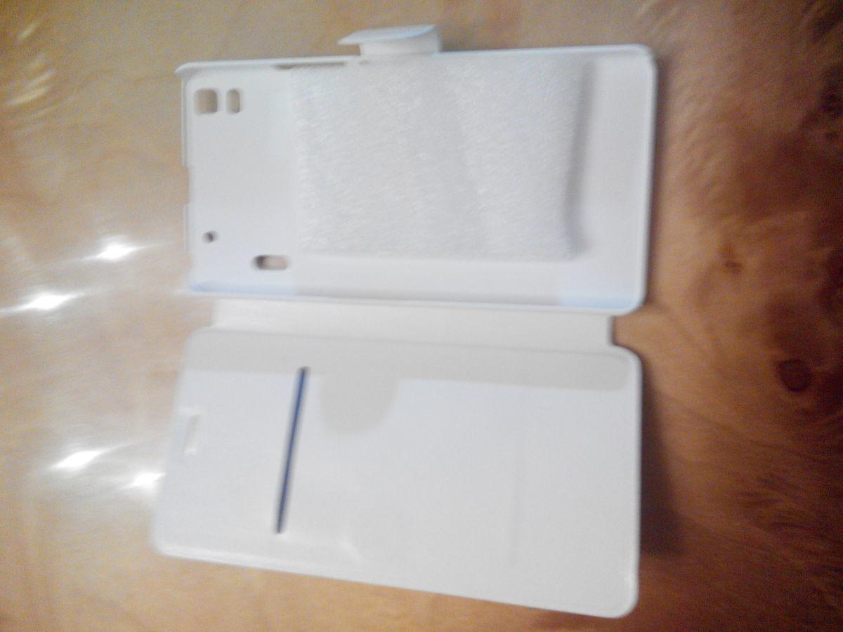 Фото 6 - Чехол кожаный для телефона Lenovo Lemon k3 Примечание 5.5 .