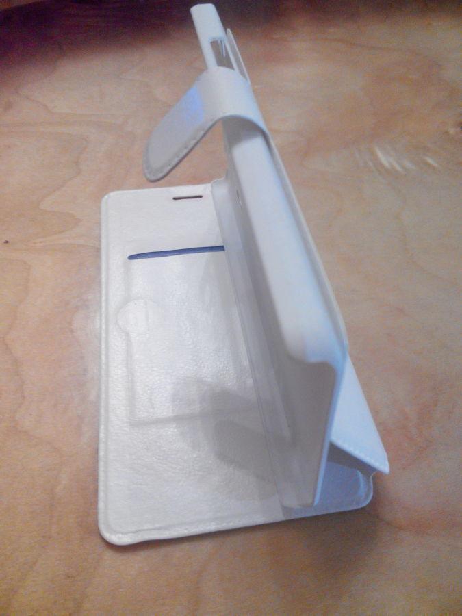 Фото 4 - Чехол кожаный для телефона Lenovo Lemon k3 Примечание 5.5 .
