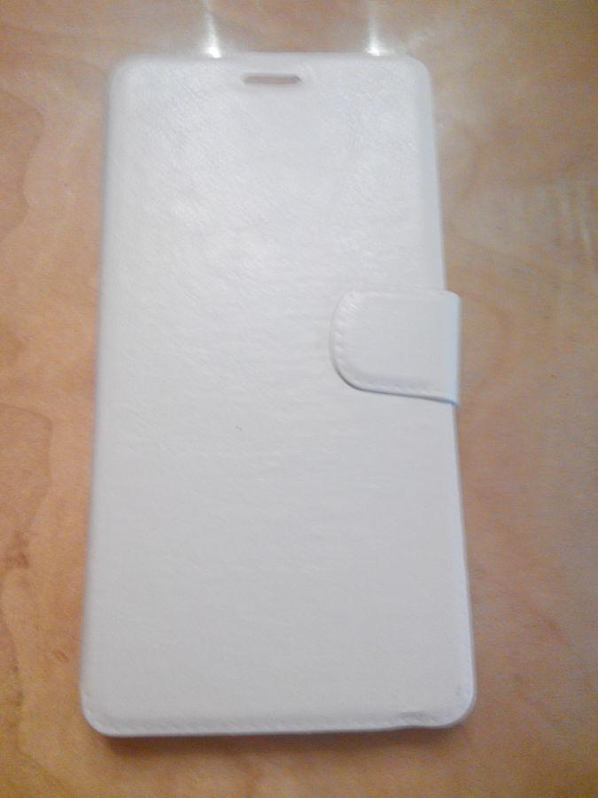 Фото 5 - Чехол кожаный для телефона Lenovo Lemon k3 Примечание 5.5 .
