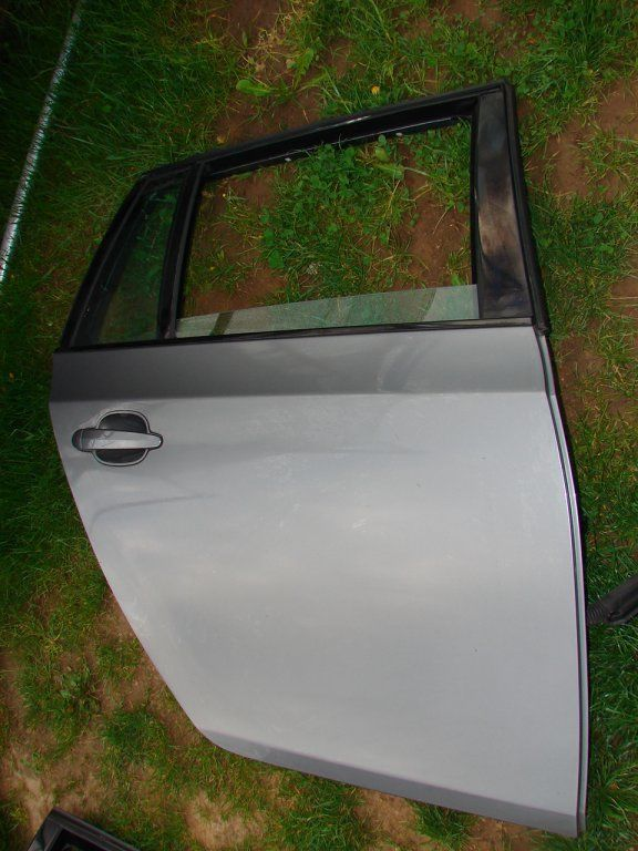 Фото 4 - BMW БМВ 5 серии Е61 дверь задняя правая левая универсал б\у