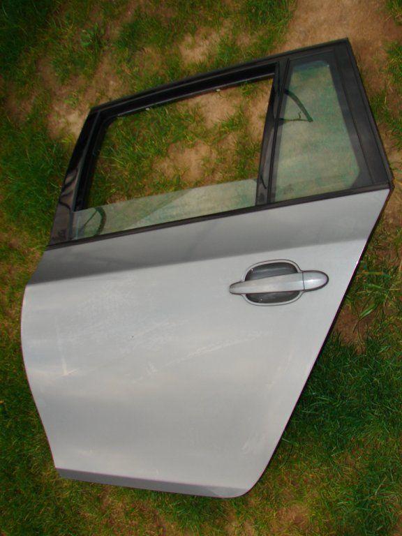 Фото 3 - BMW БМВ 5 серии Е61 дверь задняя правая левая универсал б\у