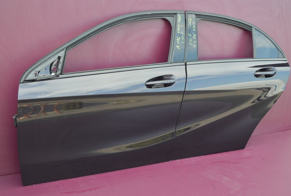 Фото - Дверь левая правая передняя задняя Mercedes W176 б\у