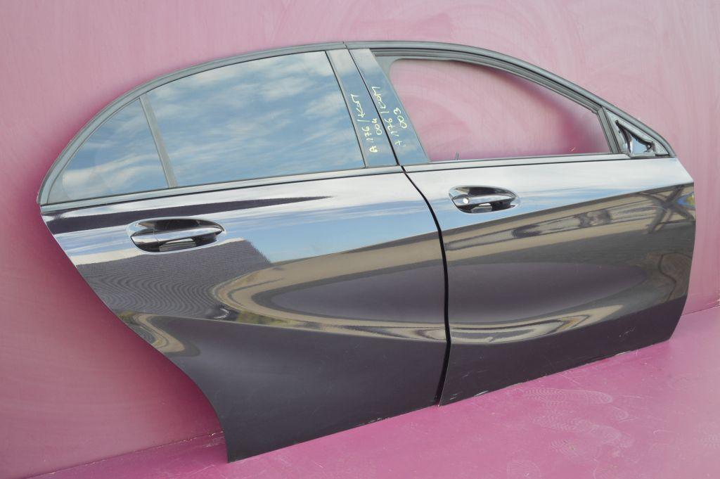 Фото 2 - Дверь левая правая передняя задняя Mercedes W176 б\у