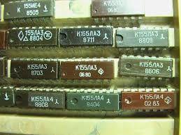 Фото - Куплю микросхемы 155 серии , 555 и т.д.