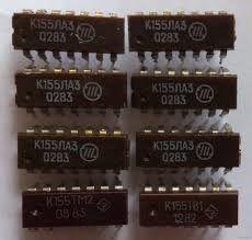 Фото 3 - Куплю микросхемы 155 серии , 555 и т.д.