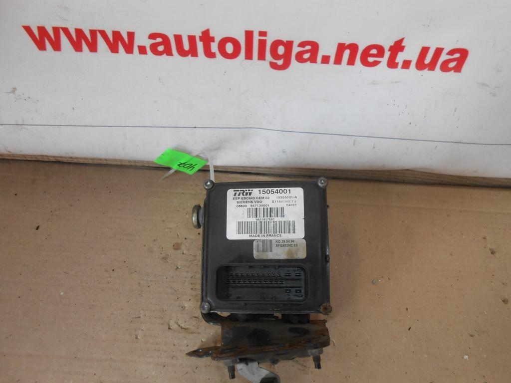 Фото 2 - Блок ABS (4541X3) PEUGEOT 407 04-11