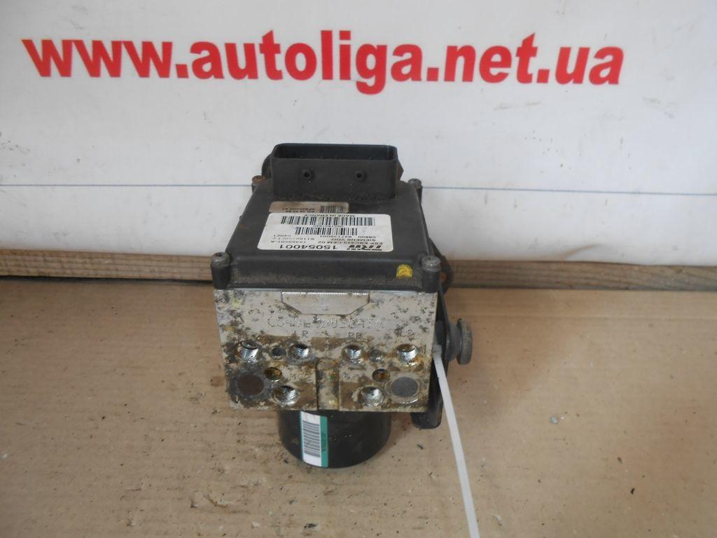 Фото - Блок ABS (4541X3) PEUGEOT 407 04-11
