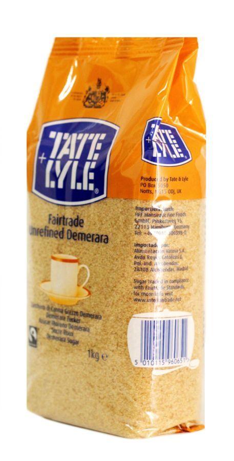 Фото - TATE+LYLE сахар коричневый тростниковый - 1000 гр.