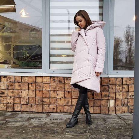 345d96c5f89 Купить сейчас - Зимний женский пуховик - одеяло (зимняя куртка)  1 ...